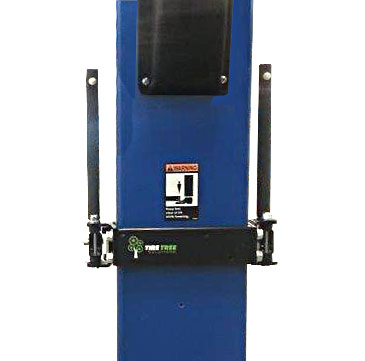 Tire Tree - Wheel Haning Lift Accessory for Lifts