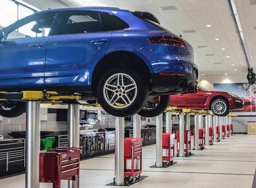 Automotive Tire Hangers